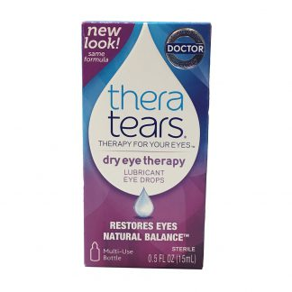 Thera Tears® Lubricant Eye Drops