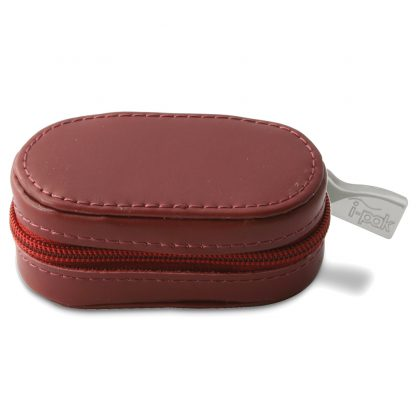 iPAK Leather Contact Lens Cases