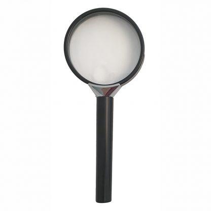 "Handheld Magnifier with 2.5"" Lens Diameter"