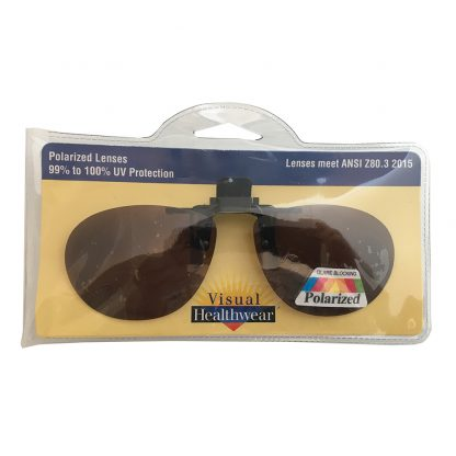 Flip-Up Sunglasses - Oval