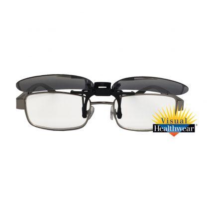 Flip-Up Sunglasses - Square