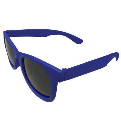 Sunglasses – Toddler – Blue Wayfarer