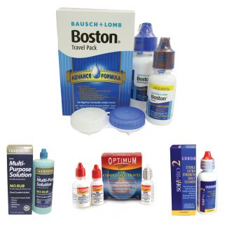 Contact Lens Solutions