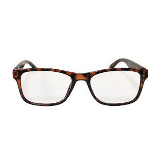 Vintage Tortoise Reader with Blue Blocker & Anti-Reflective Coated Lenses