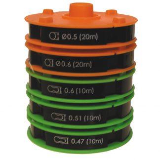 Semi-Rimless Frame Cords