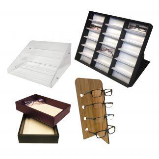 Presentation Trays, Displays & Holders