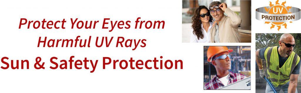 UV protection header